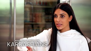 KUWTK | Kim Kardashian West Has Flashback of Paris Robbery | E!