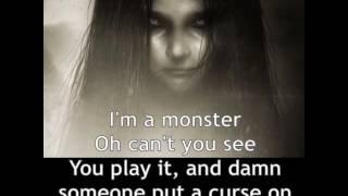 She Is We - Monster (lyrics)