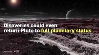 Pluto Flyby and New Horizons: What You Need to Know