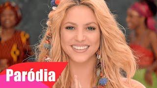 Shakira - Waka Waka (Paródia/Redublagem)