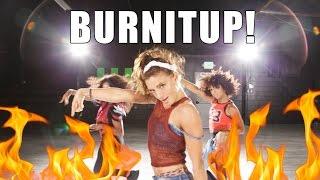 JANET JACKSON - BURNITUP! ft. Missy Elliott | Kyle Hanagami Choreography