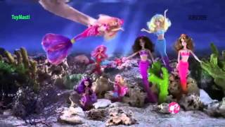 Barbie The Pearl Princess   2 in 1 Transforming Mermaid Doll