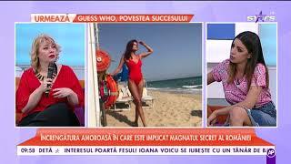 Noua cucerire a Malvinei Cservenschi este fostul ginere al unui bogătaș din România