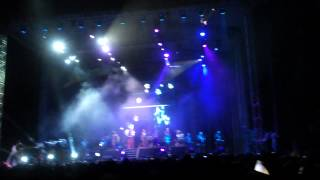 BANDA MS SE ACABO Y PUNTO EN VIVO XOCHIMILCO 2013