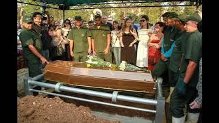 Imagens Exclusivas do Enterro de Marcelo Rezende
