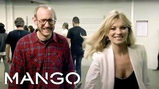 Kate Moss & Terry Richardson for MANGO FW2011: The Great Escape (full version)