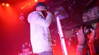 BRYSON TILLER #EXCHANGE #LIVE @ TOADS PLACE NEW HAVEN CT.