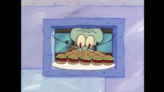 Twelve Krabby Patties on Wheat Buns (Extra Salt) - SpongeBob SquarePants (1080p HD)