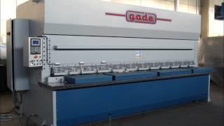 FTO Maschinenservice GmbH - g.a.d.e.