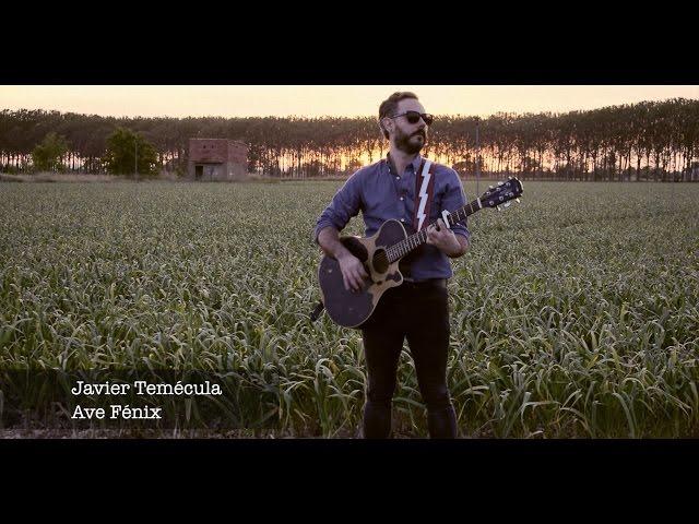 Video en acústico de Javier Temécula - Ave Fénix