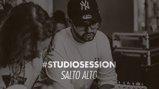 Studio Session Piruka - Salto Alto