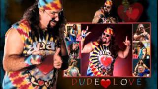 Dude Love theme song- Dude love