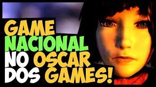 """GAME NACIONAL no """"OSCAR DOS GAMES  INDIE""""! PARABÉNS pra DISTORTIONS!"""