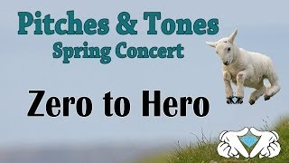 Zero to Hero // Disney's Hercules // Pitches And Tones (A Cappella Cover)