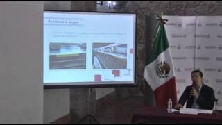 SITEUR ANUNCIA  ACCESIBILIDAD UNIVERSAL EN LÍNEA 2 DEL TREN LIGERO