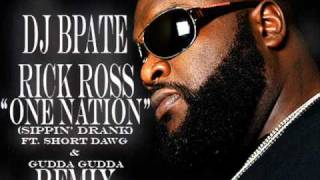 Dj White Cup - (Sippin' Drank) B.M.F - Rick Ross Ft. Short Dawg & Gudda Gudda + DOWNLOAD