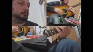 Vita de Vie - Luna si noi (feat. Blue Noise) - Guitar cover
