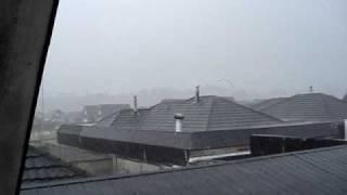 video lluvia puerto montt