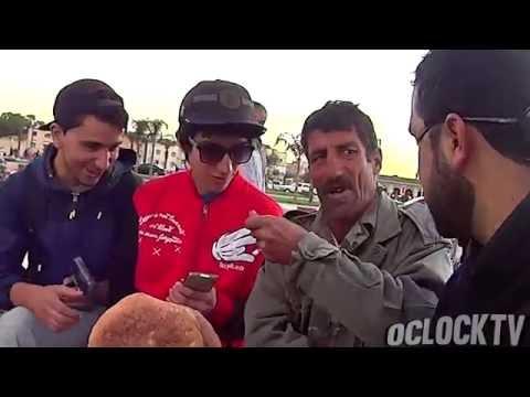 Fake interview Prank - المغاربة و حب الوطن: واش نتا مرتاح في بلادك  OClockTV