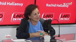 L'Info en Face avec Bouchra Boulouiz