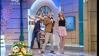 "Antena1: IONEL ISTRATI - ""Eu numai, numai"" - Neatza cu Razvan si Dani"