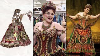 Michele McConnell Becomes Carlotta | The Phantom of the Opera