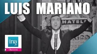 "Luis Mariano ""Le chanteur de Mexico""   Archive INA"