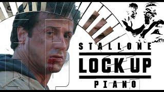 Bill Conti - 'LOCK UP' Theme for solo piano, 1989.