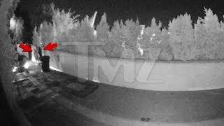 Surveillance Footage Shows Gunmen Firing at Tekashi69, Kanye West Music Video Shoot