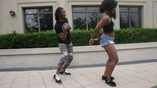 Wizkid - Naughty Ride Official Choreography