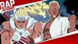 Rap do Killer Bee e Raikage (Naruto) | ft  Byakuran | DatteBeats RapRelations 05