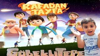 Rafadan Tayfa Göbeklitepe Sinema Filmi | Eğlenceli Çocuk Videosu