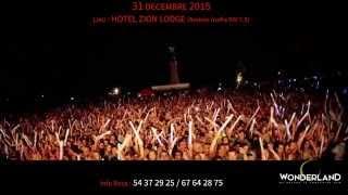 Teaser Wonderland 31 Decembre KEN ROLL X KEVIN KARLSON X BORIS WAY FULL MOON