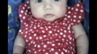 Little Angel baby girl x