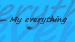 98 degrees - My Everything (lyrics)