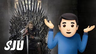 The Anticlimactic Game of Thrones SDCC Panel   SJU