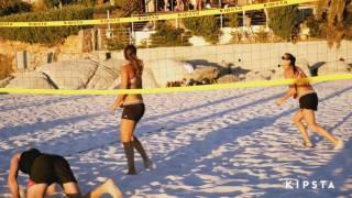 Rede de vôlei de praia BV 700 Kipsta - Exclusividade Decathlon