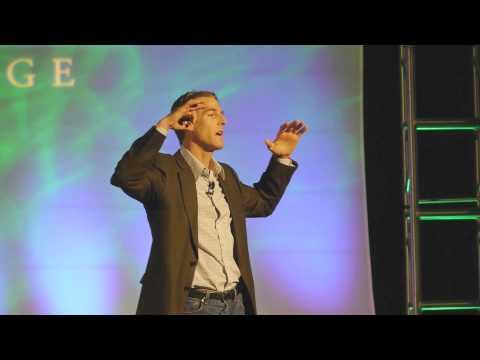 Stephen Koch Keynote Speaker at Corporate Sales Meeting 2013
