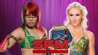 "WWE Mashup: Asuka and Charlotte Flair - ""Future Recognition"" (Wrestlemania 34 Mashup)"