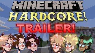 BobblyBob's Minecraft HC! Trailer