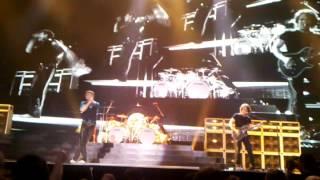 Van Halen -  Everybody Wants Some - Live at Boardwalk Hall - Atlantic City, NJ - 3/24/12