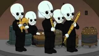 Family Guy Cantina Band