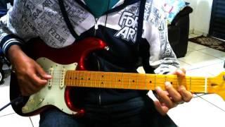 Menino da porteira na Guitarra ( Luis magu )