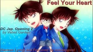 Feel Your Heart (TV Size German Cover by voiceappeal)