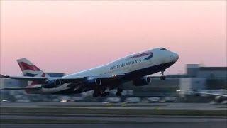 Heathrow - Plane Spotting at London Airport