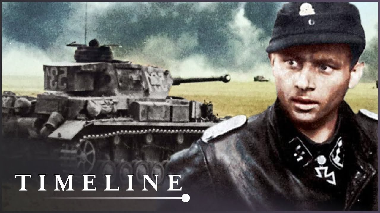 The Story of Germany's Most Terrifying Tank Ace - Battlefield Mysteries