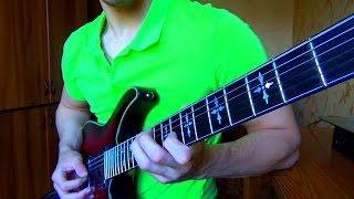 Breaking Benjamin - Dance With The Devil (Guitar Cover - High Quality)