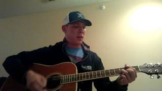 "Jon pardi ""when I been drinking"" acoustic cover"