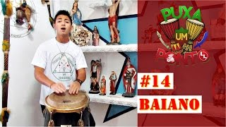 #14 Baiano - Chapéu de Couro