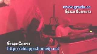 Grazia Quaranta WHY live, Genova